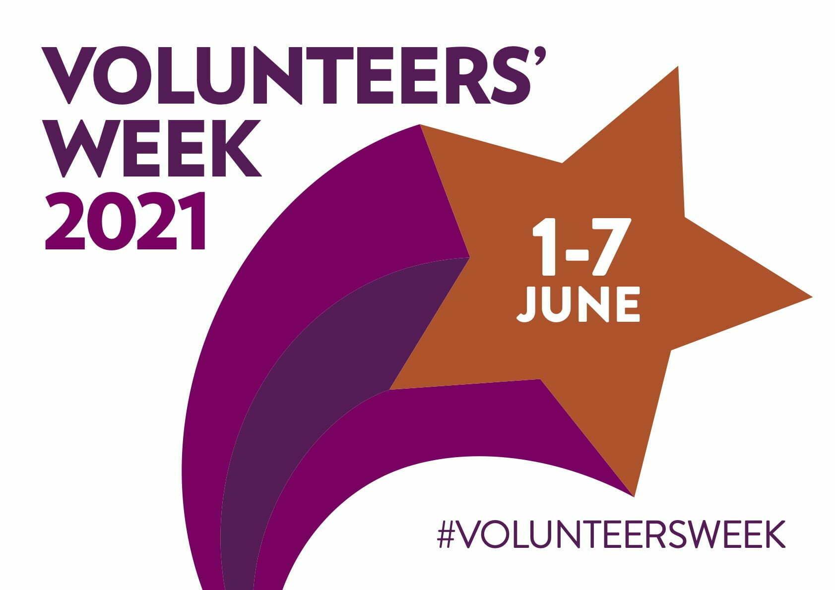 Volunteers Week Logo 2021